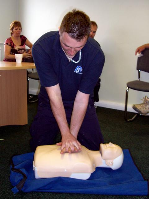 First Aid Course (WFAC)
