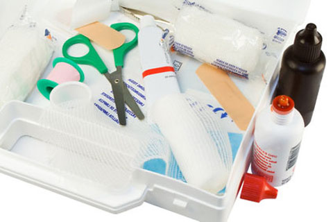 Make Your Own First Aid Kit