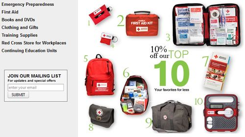 Tips for Packing a First Aid Kit