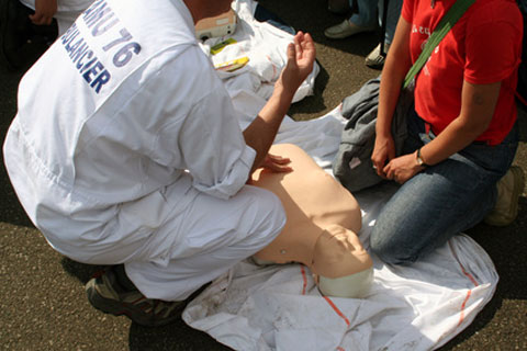 Quick First Aid Tips