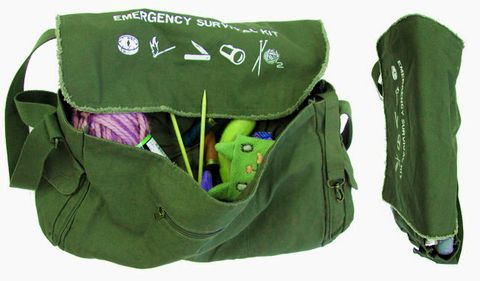 Survival Emergency Kit Bag