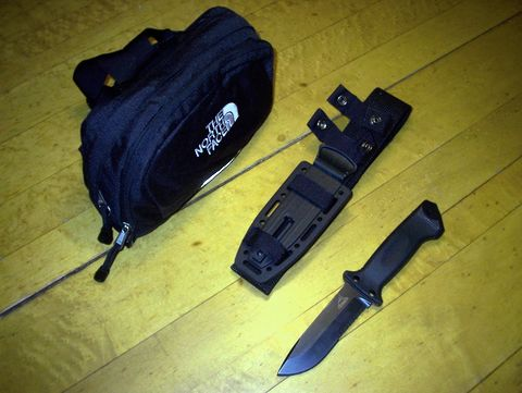 Survival Kit Knife
